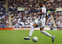 Photo: Rich Eaton.<br /> <br /> West Bromwich Albion v Leeds United. Coca Cola Championship. 30/09/2006. Diomansy Kamara #15 of West Brom