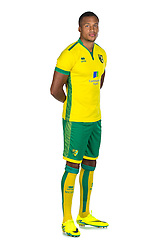 Martin Olsson of Norwich City poses during a portrait session ahead of the 2016/17 Sky Bet Championship - Mandatory by-line: Rogan Thomson/JMP - 27/07/2016 - FOOTBALL - Norwich, England - Colney Training Centre - Norwich City Pre-Season Portraits.