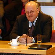 Intallatie nieuwe raadsleden gemeente Huizen, PVDA Huizen Will de Haan