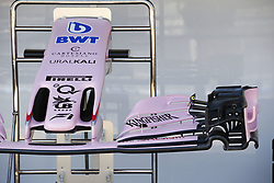 May 11, 2017 - Barcelona, Spain - Motorsports: FIA Formula One World Championship 2017, Grand Prix of Spain, .front wing, Frontflügel  (Credit Image: © Hoch Zwei via ZUMA Wire)