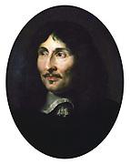 Jean-Baptiste Colbert (1619-83) French statesman. Louis XIV's Chief Minister. Portrait by Claude Lefebre (1632-1675) Musee des Beaux Arts, Paris.