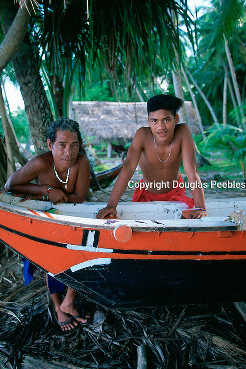 Ifalik Island, Yap, Federated States of Micronesia, Micronesia, (editorial use only- no model release)<br />