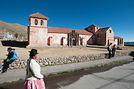 With four colonial churches and other architectural beauties of the same era, Juli, the country crossed by  the Collasuyo, is called the Little Rome of Peru