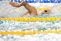 25.11.2010, Pieter van den Hoogenband Zwemstadion, Eindhoven, NED, Kurzbahn Schwimm EM, im Bild Samuel PIZZETTI 400m freestyle. // Eindhoven 25/11/2010 .European Short Course Swimming Championships, EXPA/ InsideFoto/ Staccioli+++++ ATTENTION - FOR USE IN AUSTRIA/AUT AND SLOVENIA/SLO ONLY +++++ / SPORTIDA PHOTO AGENCY