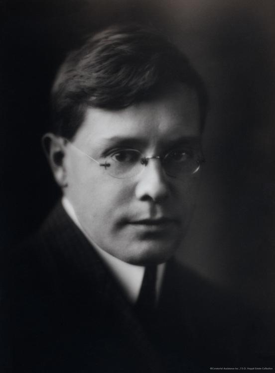 John Jeffery Farnol, writer, England, UK, 1912