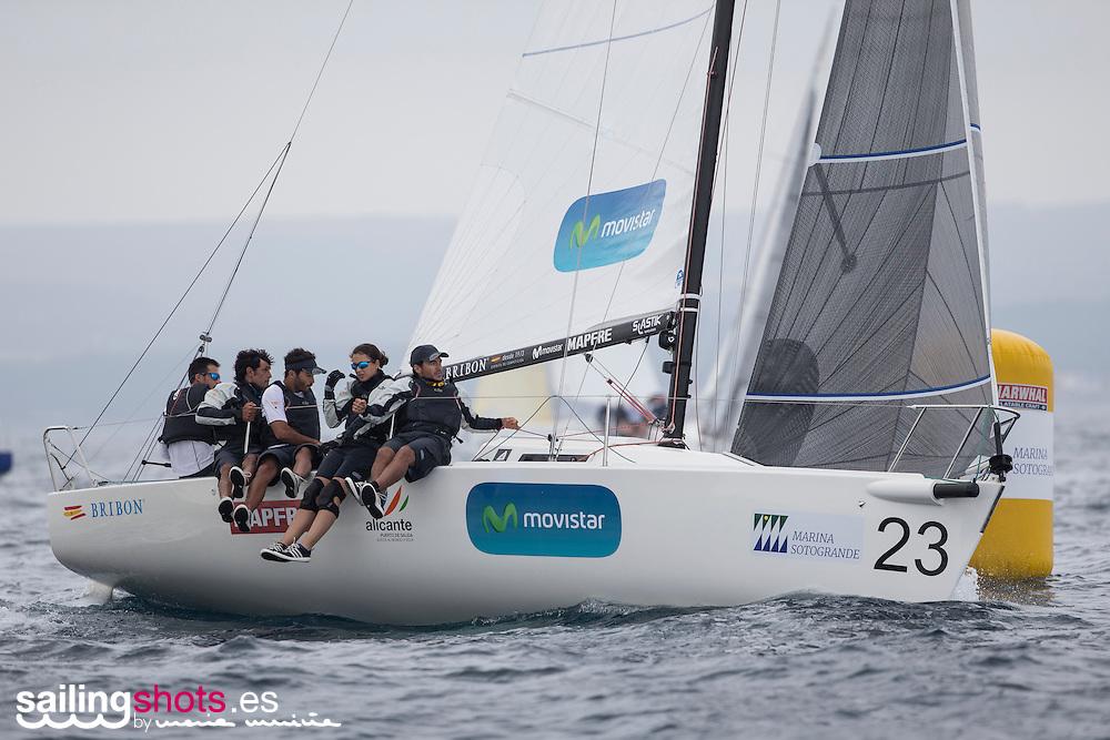 27 de junio de 2016, Primera Jornada del Campeonato del Mundo de J80 Marina de Sotogrande./Day 1,  J80 Worlds Marina de Sotogrande.