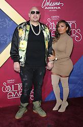 Fat Joe und Begleitung bei den Soul Train Awards 2016 in Las Vegas / 061116<br /> <br /> *** Soul Train Awards 2016 Red Carpet at the Orleans Arena in Las Vegas, USA, November 6, 2016 ***