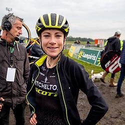 13-10-2019: Cycling: Superprestige Cyclocross: Gieten<br />Annemiek van Vleuten