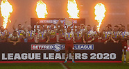Wigan Warriors v Huddersfield Giants 061120