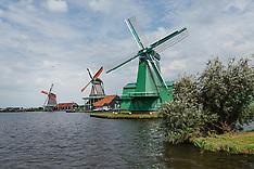 Zaanse Schans, Zaandijk, Noord Holland, Netherlands