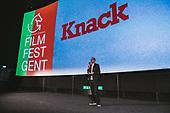 Knack Focus Filmdag & uitreiking Jo Röpke Award