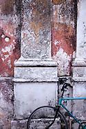 Bicycle in Gibara, Holguin, Cuba.