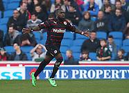 Brighton and Hove Albion v Reading 080314