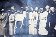 women only group portrait 1948