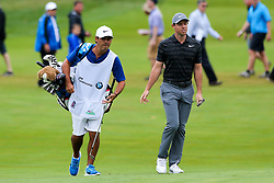 September 8, 2018 - Newtown Square, Pennsylvania, United States - Rory McIlroy (R) and his caddie Harry Diamond approah the 10th green during the third round of the 2018 BMW Championship. (Credit Image: © Debby Wong/ZUMA Wire)