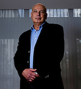 Belo Horizonte _ MG, 04 de Fevereiro de 2009..Retrato do presidente executivo da Arcelor Mittal Serra Azul, Jose Viveiros...Portrait of executive Chairman of Arcelor Mittal Serra Azul, Jose Viveiros...Foto: BRUNO MAGALHAES /  NITRO