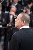 Harvey Weinstein at the gala screening for the film The Little Prince – Le Petit Prince at the 68th Cannes Film Festival, Friday 22nd May 2015, Cannes, France.