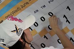 Korea Match Cup 2010. World Match Racing Tour. Gyeonggi, Korea. 11th June 2010. Photo: Ian Roman/Subzero Images.