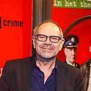 NLD/Amsterdam/20130107 - Premiere toneelstuk Baantjer, Rob de Nijs