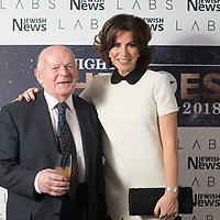 Jewish News Night of Heroes 19.02.2018