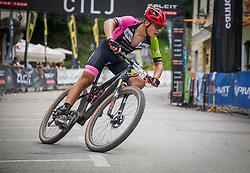 Stajnar Mihael of Meblojogi Pro Concrete during the race of XCO National Championship of Slovenia 2021 on 27.06.2021 in Kamnik, Slovenia. Photo by Urban Meglič / Sportida