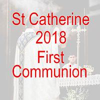 St Catherine 2018 First Communion