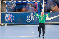 Thierry Omeyer - 22.04.2015 - PSG / Creteil - 21eme journee de D1<br /> Photo : Andre Ferreira / Icon Sport