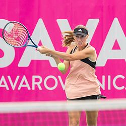 20210918: SLO, Tennis - WTA 250 Zavarovalnica Sava Portoroz, Day 8