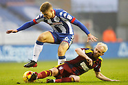Wigan Athletic v Ipswich Town 171216