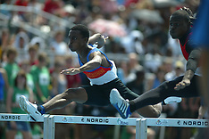 OFSAA sprint hurdles