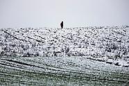 Zima zajrzała na Podlasie