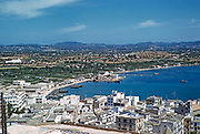 Calvi, Corsica, France in late 1950s Calvi, Corsica, France