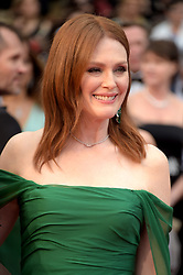 Julianne Moore attending the opening ceremony and premiere of The Dead Don't Die, during the 72nd Cannes Film Festival.