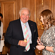 Jimmy Tarbuck the 7th annual Churchill Awards honour achievements of the Over 65's at Claridge's Hotel on 10 March 2019, London, UK.