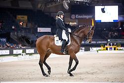 Ferreira Gretha, RSA, Lertevangs Lavinia<br /> Stuttgart - German Masters 2018<br /> © Hippo Foto - Stefan Lafrentz