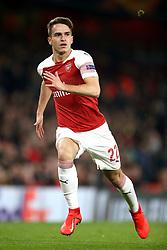 Arsenal's Denis Suarez