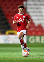 Ash Harper of Bristol City - Mandatory by-line: Paul Knight/JMP - Mobile: 07966 386802 - 12/10/2015 -  FOOTBALL - Ashton Gate Stadium - Bristol, England -  Bristol City U21 v Sheffield Wednesday U21 - Professional Development League