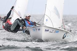 , Kiel - Kieler Woche 17. - 25.06.2017, 470 M - AUT 1 - David Bargehr - Lukas Mähr