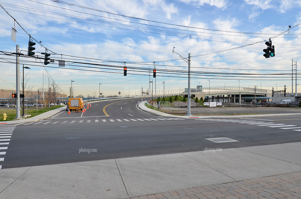 Construction Progress Photography of the Railroad Station at Fairfield Metro Center. The last and 31st site visit of once per month chronological photography coverage of the entire project. Primary Contractor: The Middlesex Corporation, Littleton, MA. Owner: Connecticut Department of Transportation. Serving Metro-North Commuter Railroad.