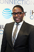 New York, NY-March 15: Producer Andre Lee attends the 2018 'Humanity of Connection' Awards Ceremony powered by AT&T and held at Jazz at Lincoln Center on March 15, 2018 in New York City. (Photo by Terrence Jennings/terrencejennings.com)