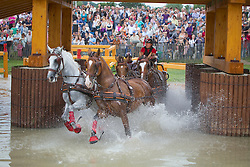 Ulrich Werner (SUI)<br /> World Equestrian Festival, CHIO Aachen 2011<br /> © Hippo Foto - Dirk Caremans