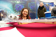 27/11/2016 REPRO FREE: Alison Connolly, NUIG  inNUI Galway as part of the Galway Science & Technology Festival.<br /> Photo: Andrew Downes, Xposure.