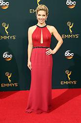 Rhea Seehorn  bei der Verleihung der 68. Primetime Emmy Awards in Los Angeles / 180916<br /> <br /> *** 68th Primetime Emmy Awards in Los Angeles, California on September 18th, 2016***