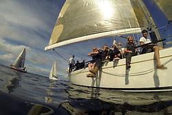 Peelport Clydeport Largs Regatta Week 2013 <br /> <br /> Light Winds aboard Class 1, GBR7745R, Eala of Rhu, Swan 45, Jamie McGarry, CCC/RNCYC<br /> Largs Sailing Club, Largs Yacht Haven, Scottish Sailing Institute