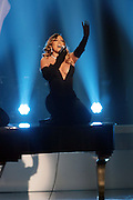 8 February -Washington, D.C: Recording Artist Mariah Carey performs at the BET Honors Inside 2014 held at the Warner Theater on February 8, 2014 in Washington, D.C. (Terrence Jennings)