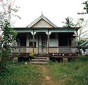 Buff Bay Railway Station - Jamaica