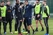 Forest Green Rovers Training Session 140119