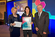 27/01/2014 SCCUL Enterprise Award<br /> Entertainment, Media & Leisure<br /> Runner Up<br /> Pure Fit<br /> <br /> Ger O' Connor and Fiona Fleming received their prize from Pat O'Sullivan SCCUL<br /> <br /> Prize is €500 cash and a business profile worth €500 in the special SCCUL Enterprise Awards supplement in the Galway Independent in March <br /> <br /> Pure Fit opened in 2011 and has become the largest fitness class facility in Galway since moving into a 4,600 sq. venue in Liosban Industrial Estate 6 months ago.<br /> Pure fit offers clients an inviting, exhilarating fitness experience with group fitness classes, providing innovative signature classes such as Kettlebells, Spinning, TRX Circuits, Pump and Tone, Pure Strength, Pure Warrior, Circuits, Bootcamp and Boxercise.<br /> Pure fit helps clients reach their goals- whether its weight loss, fitness, strength or tone- Pure Fit wants to be the ultimate fitness and health venue <br /> Photo:Andrew Downes