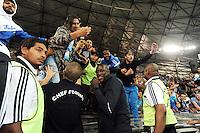 Supporters OM - 23.05.2015 - Marseille / Bastia - 38e journee Ligue 1<br />Photo : Gaston Petrelli / Icon Sport