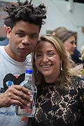 OSCAR MURILLO; MAYA RASAMNY, The ICA Fundraising Gala / Intercourse 3<br /> Third annual auction and party to raise money for the ICA New Commissions Fund. Institute of Contemporary Arts, The Mall, London, SW1. 19 June 2013.